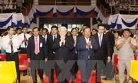 Молодёжь Вьетнама и Лаоса должна проявлять большую активность в развитии отношений двух стран