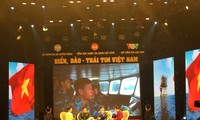 В Ханое прошла программа «Море, острова – сердце Вьетнама»