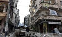 Противоборствующие стороны в Сирии обвинили друг друга в нарушении перемирия