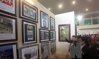 В провинции Тханьхоа открылась выставка, посвященная суверенитету Вьетнама над Хоангша и Чыонгша