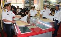 В провинции Ламдонг открылась выставка, посвященная суверенитету Вьетнама над Хоангша и Чыонгша
