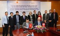 Хошимин и Дания сотрудничают в строительстве умного города и развитии чистой энергетики