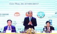 В городе Кантхо прошло пленарное заседание конференции по устойчивому развитию дельты реки Меконг
