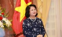 Вице-президент СРВ вручила подарки семьям льготной категории в провинции Тхыатхиен-Хюэ