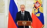Президент РФ выступит с посланием Федеральному собранию 1 марта