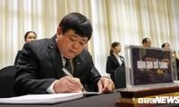 Руководители Радио «Голос Вьетнама» простились с экс-премьером Фан Ван Кхаем