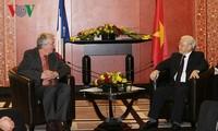 Необходимо непрерывно укреплять дружбу между Вьетнамом и Францией