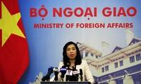 Вьетнам считает, что все решения относительно Иерусалима должны соответствовать международному праву