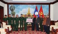 Минообороны Вьетнама оказало Лаосу помощь в ликвидации последствий прорыва плотины ГЭС