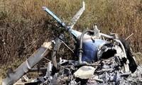 В результате крушения  вертолета в Эфиопии погибли 18 человек