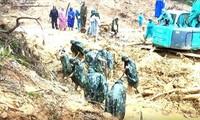 Руководители КНДР направили вьетнамским коллегам телеграммы с соболезнованиями в связи с наводнениями в Центральном Вьетнаме