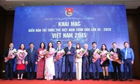 Открылся 3-й глобальный форум молодых вьетнамских интеллектуалов 2020 года
