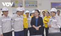 Председатель Нацсобрания Вьетнама Нгуен Тхи Ким Нган посетила провинцию Камау