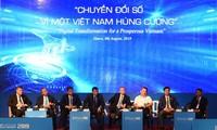 Вьетнамский день цифровой трансформации 2020