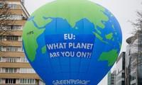 Саммит ЕС утвердил задачу по сокращению к 2030 году углеродных выбросов на 55%