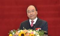 Премьер-министр Нгуен Суан Фук принял участие в онлайн-конференции Верховного народного суда по определению задач на 2021 год