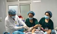 В первый день нового года во Вьетнаме родится около 3000 детей