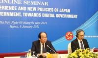 Министр Май Тиен Зунг: Строительство электронного правительства служит толчком для развития экономики