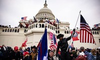 Исторические моменты в Конгрессе США