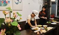 Вегетарианский ресторан «Лангта» - спокойное место в столице
