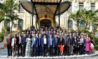 СМИ внесли большой вклад в успех внешнеполитической деятельности страны в 2020 году