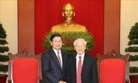 Вьетнам и Лаос укрепляют двусторонние отношения особой солидарности