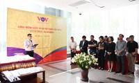 Радио «Голос Вьетнама» открыло Неделю книги 2021