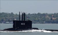 Телеграмма с соболезнованиями в связи с гибелью индонезийской подводной лодки KRI Nanggala-402
