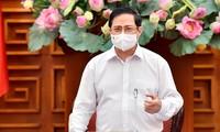Премьер-министр Фам Минь Тинь: Экономическое развитие должно идти рука об руку с социальным прогрессом и справедливостью