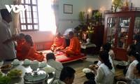 «Ача» - мастер ритуалов играет важную роль в жизни кхмеров