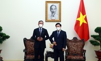 Вьетнам и Сингапур взаимодействуют для наращивания потенциала сотрудничества в субрегионе реки Меконг