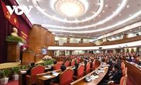 Второй день работы 3-го пленума ЦК КПВ 13-го созыва
