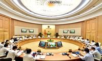 Новое правительство сохраняет предыдущую структуру