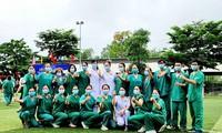 Объединение усилий в борьбе с эпидемией