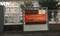 В городе Хошимине введены в эксплуатацию два первых подвижных медпункта для оказания помощи пациентам с коронавирусом