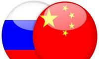 俄中两国战略协作伙伴关系巩固了两国的地位