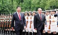 中俄加强多领域合作