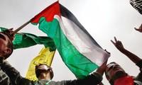 巴勒斯坦民族团结政府宣誓就职