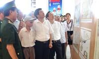 """""""越南的黄沙长沙——历史依据""""展在广宁省举行"""