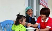以做慈善为快乐和爱好的阮氏贤老师