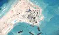 世界各国在香会上反对东海军事化行为