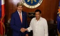 菲律宾总统杜特尔特:PCA裁决是与中国谈判的基础