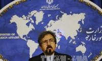 伊朗呼吁建立叙利亚停火协议监督机制