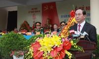 陈大光出席军事技术学院传统日50周年纪念活动