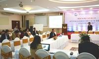 对报道2017年亚太经合组织系列会议重大事件的越南媒体记者进行技能培训