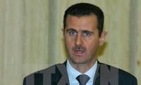 叙利亚总统巴沙尔对叙利亚和谈前景表示乐观