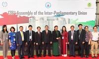 越南出席议联第136届大会全体会议和执行委员会会议