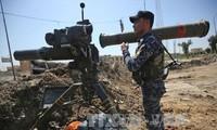 伊拉克军队在摩苏尔西区解放了更多地区