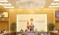 越南国会常委会第9次会议闭幕