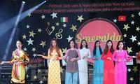 Tưng bừng Liên hoan sinh viên Việt Nam tại Italy 2017